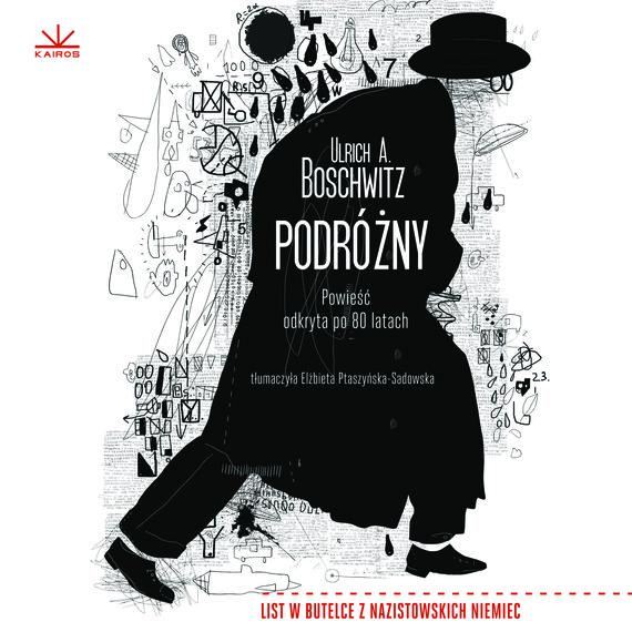 okładka Podróżny, Audiobook | Ulrich Alexander Boschwitz