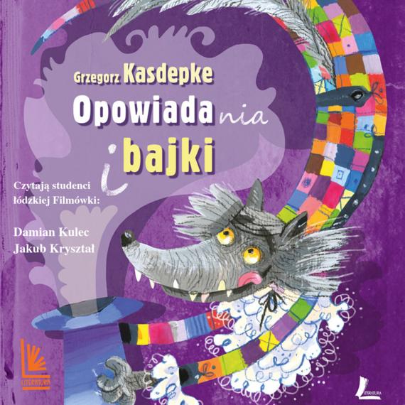 okładka Opowiadania i bajki, Audiobook | Grzegorz Kasdepke