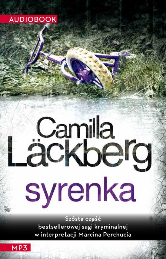 okładka Syrenka, Audiobook   Camilla Läckberg