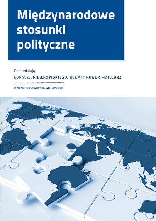 okładka Międzynarodowe stosunki polityczne, Książka  