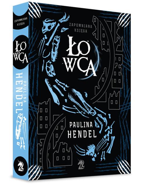 okładka Łowca, Książka | Hendel Paulina