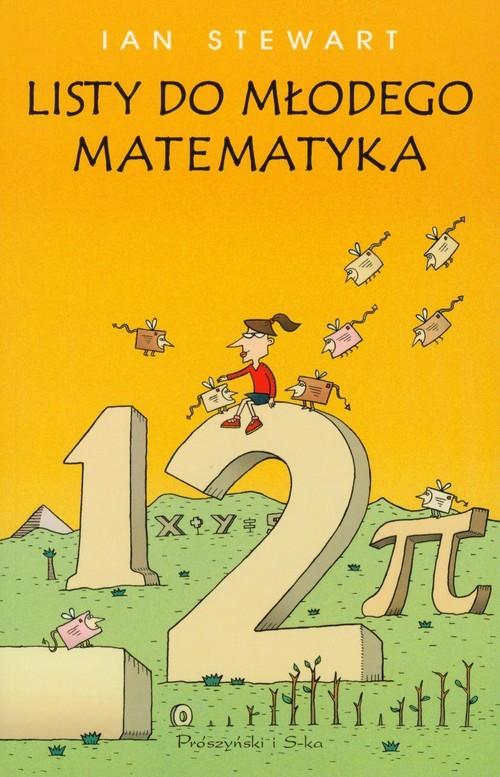 okładka Listy do młodego matematyka, Książka | Steward Ian