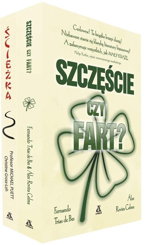 okładka Szczęście czy fart / Ścieżka Pakiet, Książka | Bes Fernando Trias de, Alex Rovira Celma, Pue