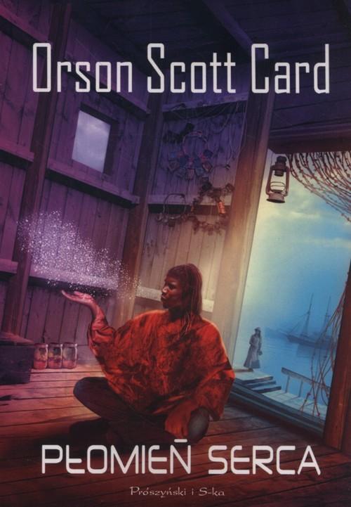 okładka Płomień sercaksiążka |  | Orson Scott Card