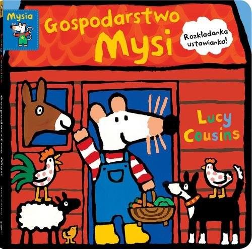 okładka Gospodarstwo Mysi, Książka | Cousins Lucy