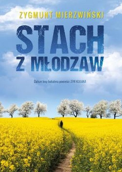 okładka Stach z Młodzaw, Książka | Zygmunt  Mierzwiński