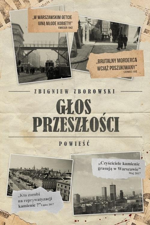 okładka Głos przeszłości, Książka | Zbigniew Zborowski