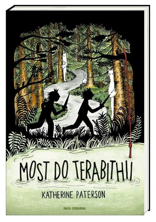 okładka Most do Terabithii, Książka | Katherine Paterson