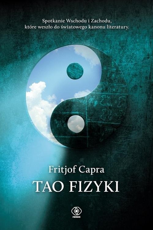 okładka Tao fizykiksiążka      Capra Fritjof
