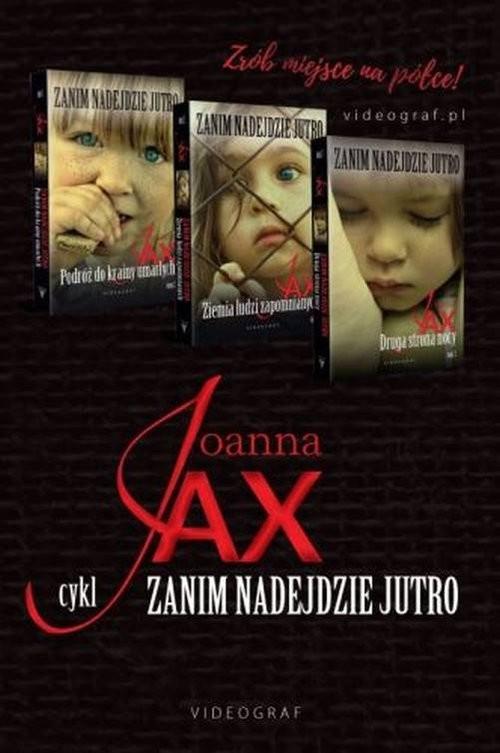 okładka Zanim nadejdzie jutro Pakiet, Książka | Jax Joanna