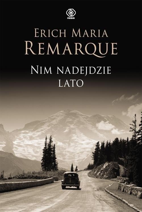 okładka Nim nadejdzie lato, Książka | Erich Maria Remarque