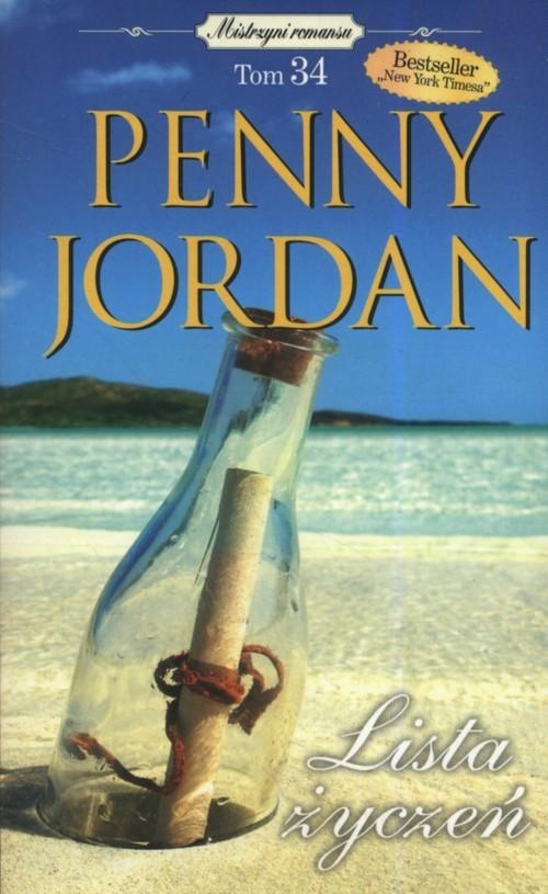 okładka Lista życzeń, Książka | Jordan Penny