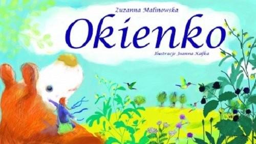 okładka Okienko, Książka | Malinowska Zuza