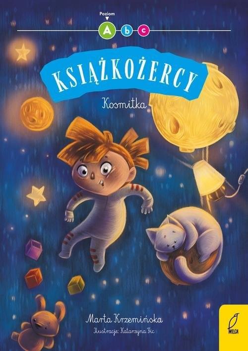 okładka Książkożercy Kosmitka Poziom 1, Książka | Krzemińska Marta