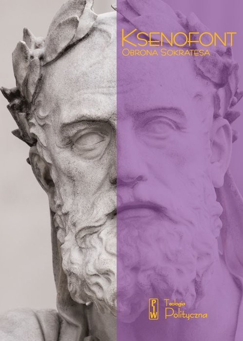 okładka Obrona Sokratesa, Książka |