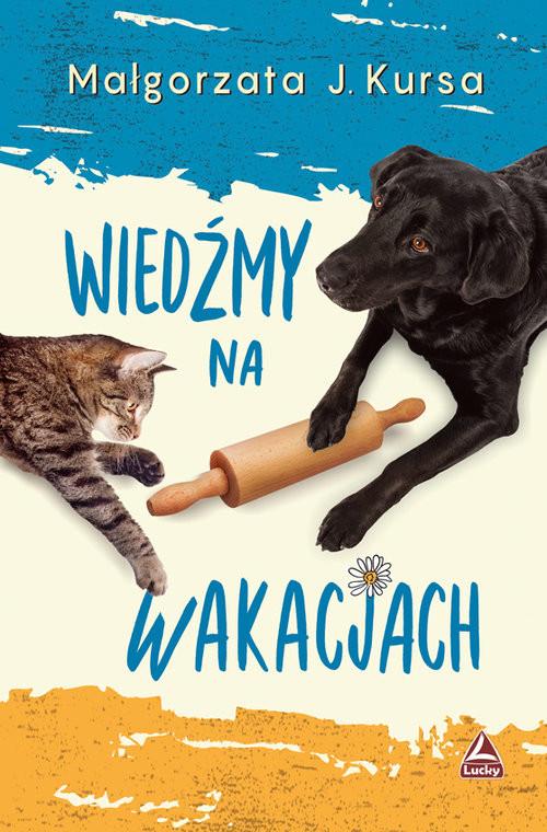 okładka Wiedźmy na wakacjach, Książka | Małgorzata J. Kursa