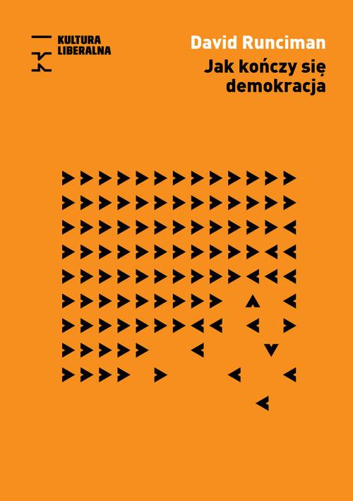 okładka Jak kończy się demokracja, Książka | Runciman David