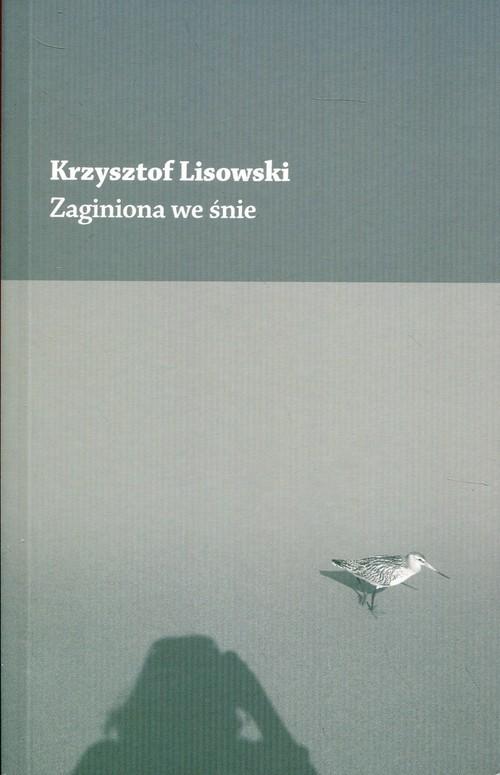 okładka Zaginiona we śnie, Książka | Lisowski Krzysztof