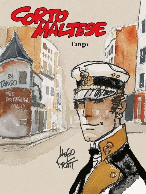 okładka Corto Maltese Tango Ttom 10, Książka | Pratt Hugo