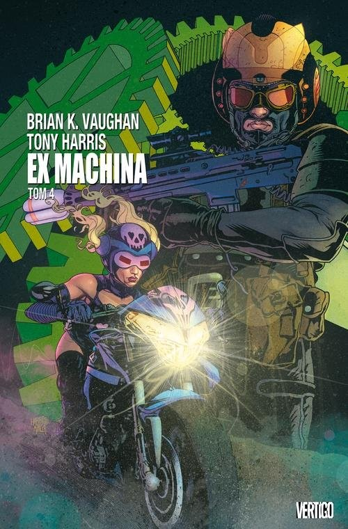 okładka Ex Machina Tom 4, Książka | Brian K. Vaughan, Tony Harris