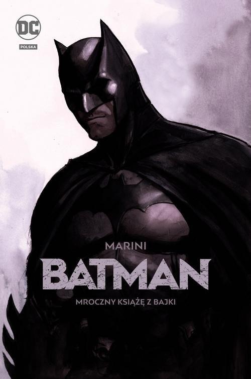 okładka Batman Mroczny książę z bajki, Książka | Marini Enrico