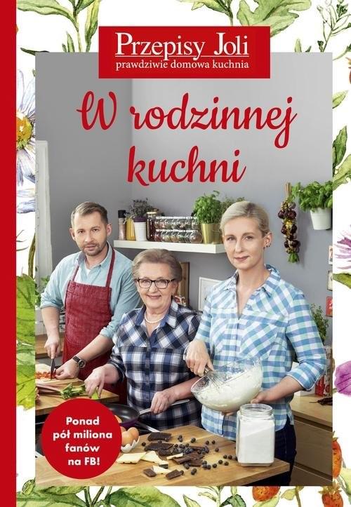 okładka Przepisy Joli W rodzinnej kuchni, Książka | Caputa Jola