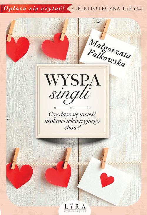 okładka Wyspa singli, Książka | Falkowska Małgorzata