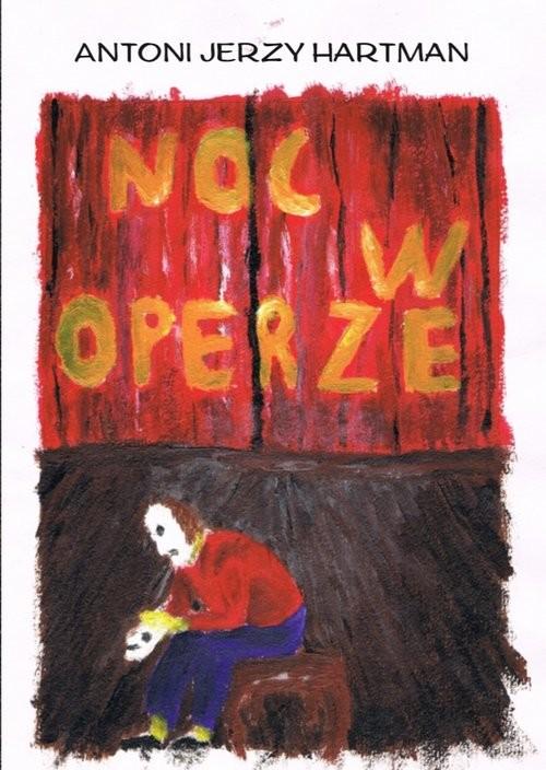 okładka Noc w operzeksiążka |  | Antoni Jerzy Hartman