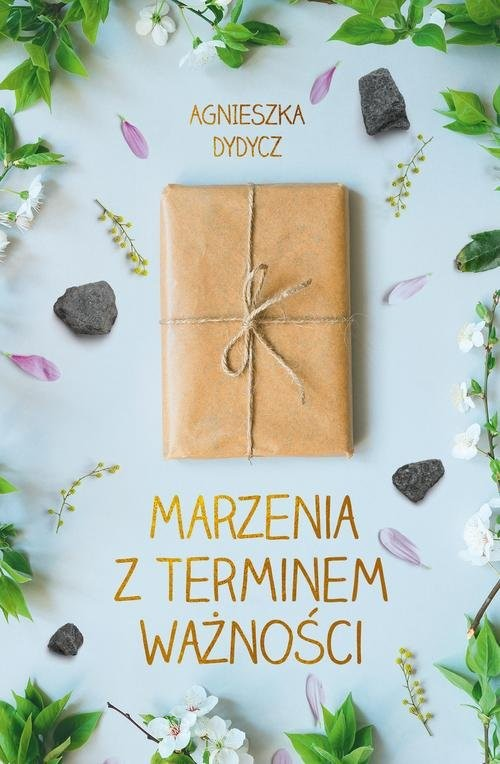 okładka Marzenia z terminem ważności, Książka | Agnieszka Dydycz
