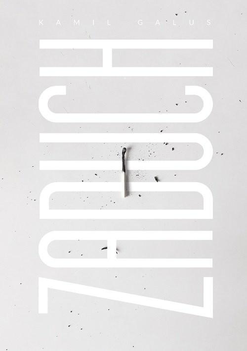 okładka Zaduch, Książka | Galus Kamil