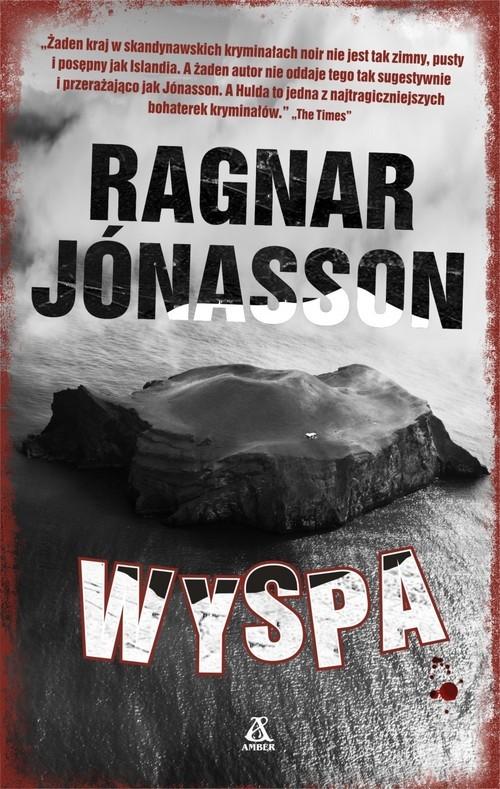 okładka Wyspa, Książka | Jonasson Ragnar