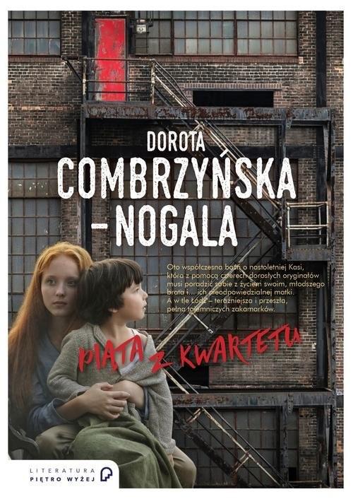 okładka Piąta z kwartetu, Książka | Combrzyńska-Nogala Dorota