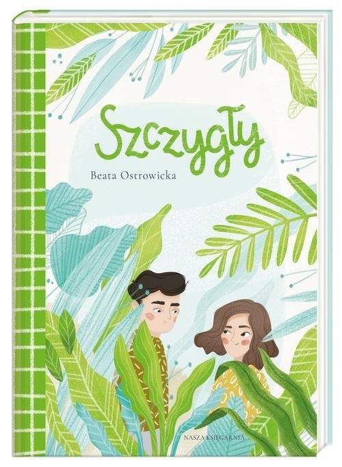 okładka Szczygły, Książka | Beata Ostrowicka