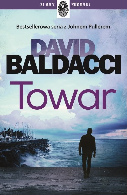 okładka Towar John Puller Tom 2książka |  | David Baldacci