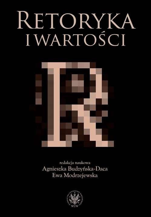 okładka Retoryka i wartościksiążka |  |