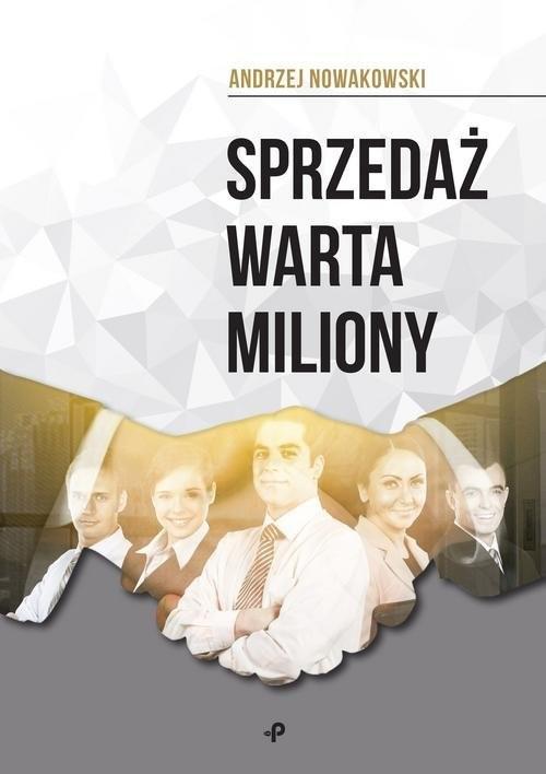 okładka Sprzedaż warta milionyksiążka |  | Nowakowski Andrzej