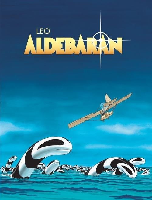 okładka Aldebaran, Książka | Leo