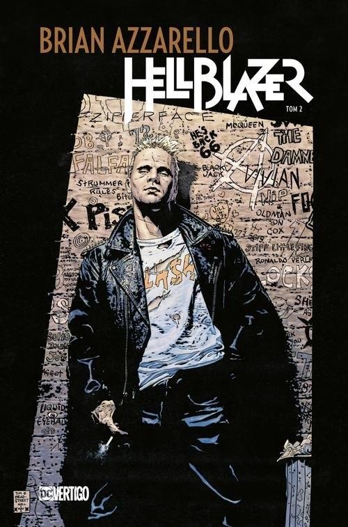 okładka Hellblazer Tom 2, Książka | Azzarello Brian