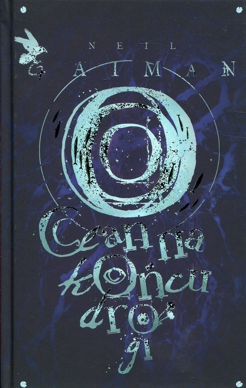 okładka Ocean na końcu drogiksiążka      Neil Gaiman