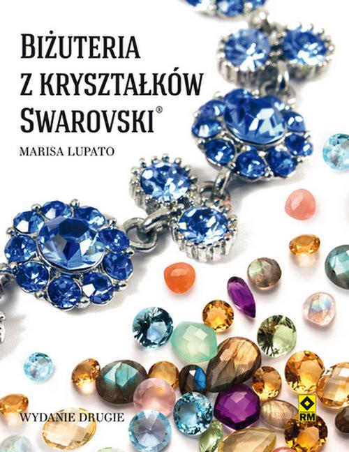 okładka Biżuteria z kryształków Swarovski, Książka | Lupato Marisa