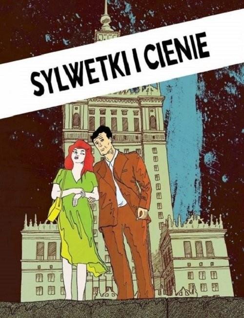 okładka Sylwetki i cienie, Książka | Rzecznik Michał