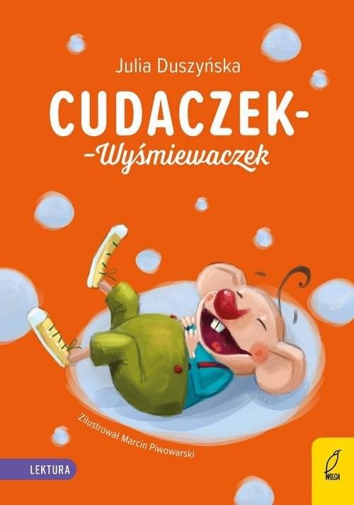 okładka Cudaczek-Wyśmiewaczek, Książka | Duszyńska Julia