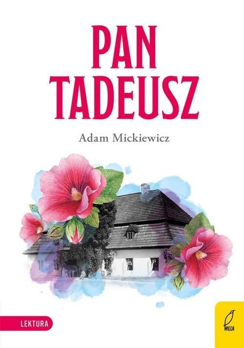 okładka Pan Tadeuszksiążka      Adam Mickiewicz