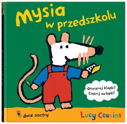 okładka Mysia w przedszkolu, Książka | Cousins Lucy
