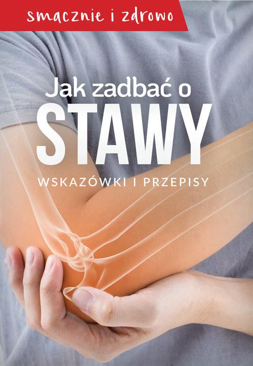 okładka Jak zadbać o stawy Wskazówki i przepisy, Książka  
