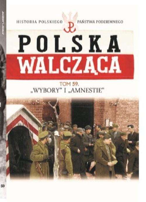 okładka Polska Walcząca Tom 59książka |  |