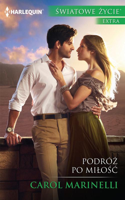 okładka Podróż po miłość, Książka | Marinelli Carol