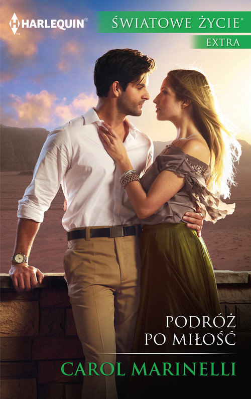 okładka Podróż po miłośćksiążka |  | Carol Marinelli