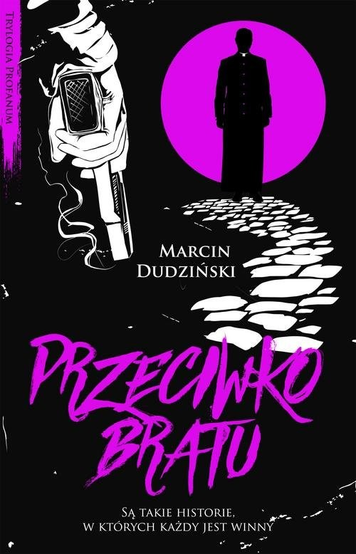 okładka Przeciwko bratu, Książka | Dudziński Marcin