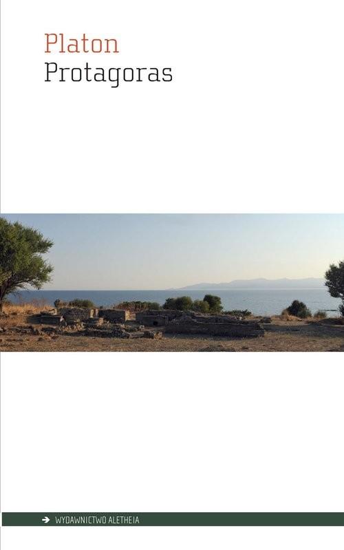 okładka Protagoras, Książka | Platon